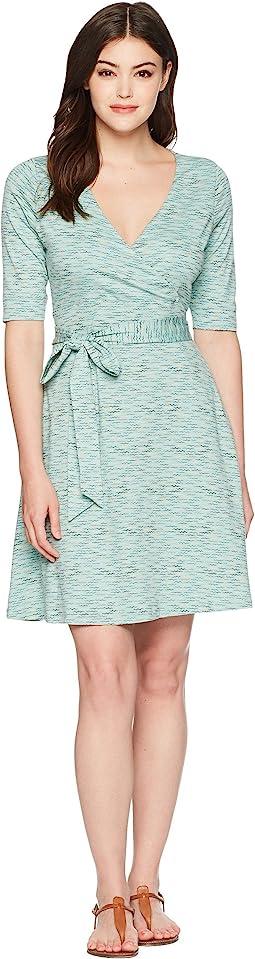 Cue Wrap Cafe Dress