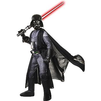 Rubies Disfraz de Star Wars, Disfraz de Sith Lord Darth Vader para ...