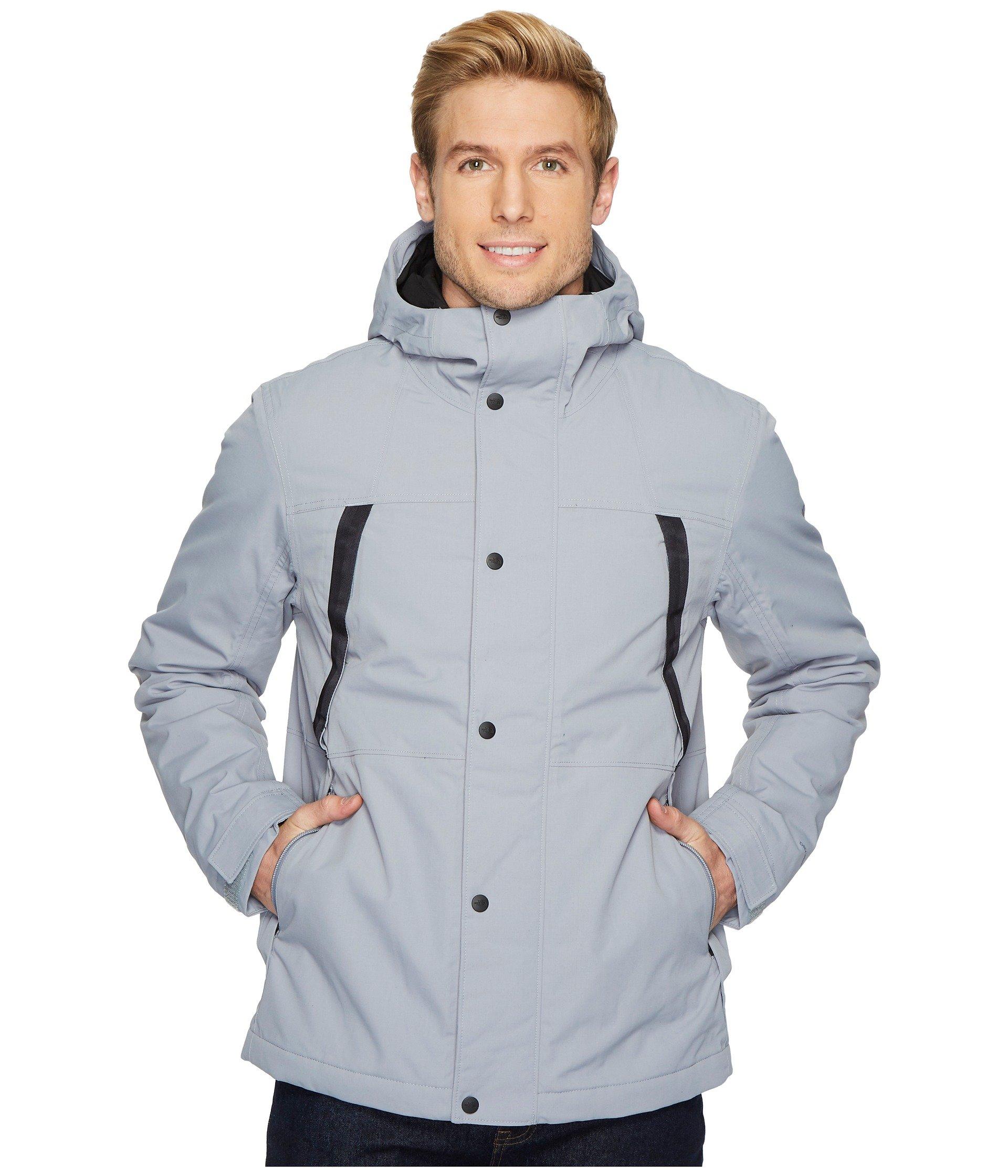 Stetler Insulated Rain Jacket