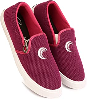 Women-11045 Pink Top Best Rates Loafers,Sneakers,Casual Shoes,Comfortable for Women's