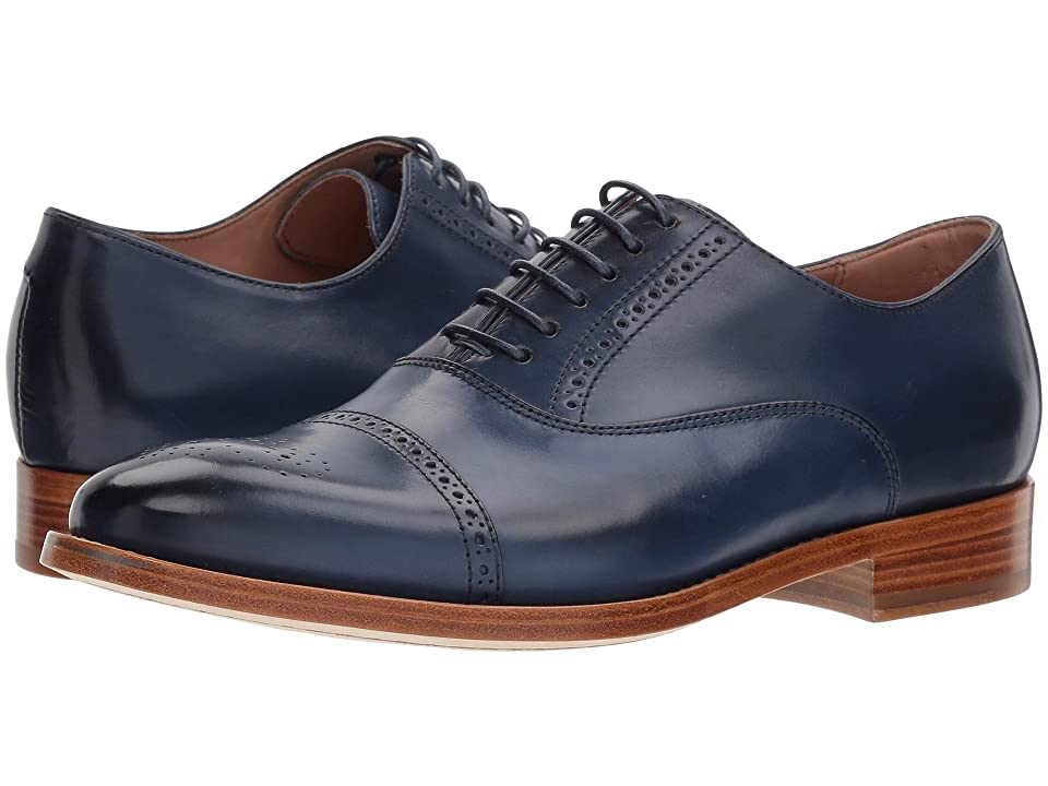 Paul Smith Bertie Brogue (Navy) Women