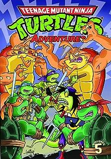 Teenage Mutant Ninja Turtles Adventures Volume 5 (TMNT Adventures)