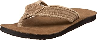 Sanuk Men's Fraid Not Big & Tall