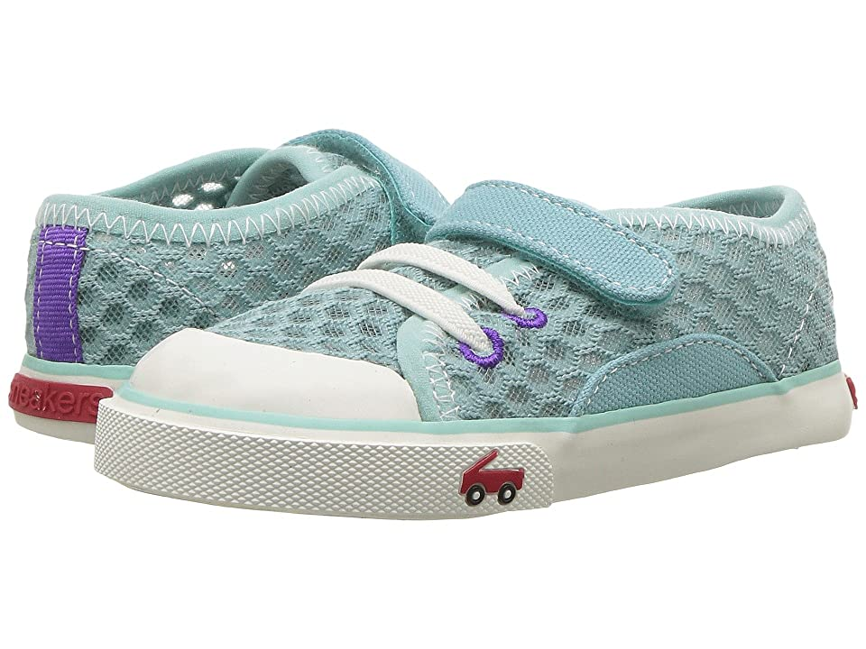 See Kai Run Kids Saylor (Toddler/Little Kid) (Teal) Girl