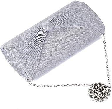 Clutch-Geldbörsen für Frauen, Hochzeit, kleine Abendtasche, funkelnde Party, Handtasche, Braut-Clutch