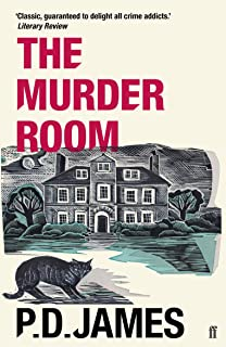 The Murder Room (Inspector Adam Dalgliesh Book 12)