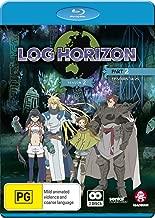 Log Horizon Season 2 Part 2 Eps 14-25 Reg.A/B/C Australia
