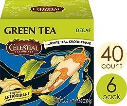 Best celestial decaf green tea Reviews