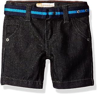 Lee Boys' Belted Denim Short