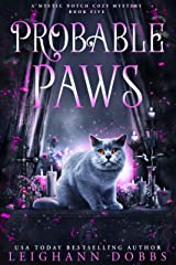 Probable Paws (Mystic Notch Cozy Mystery Series Book 5) Kindle Edition