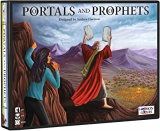 Harmon Games Portals and Prophets