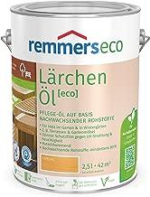 Remmers Gartenholz-Öle eco Holzpflege Möbelpflege 5 l, Lärchen-Öl