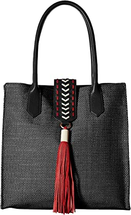 Badgley Mischka - Bailey Straw Tote