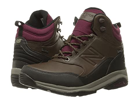 20182017 Outdoor New Balance Womens WW1400V1 Walking Trail Boot Sale Outlet Store