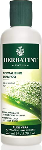 2021 Herbatint Normalizing Shampoo 666248080022, 8.79 lowest outlet sale Fl Oz online
