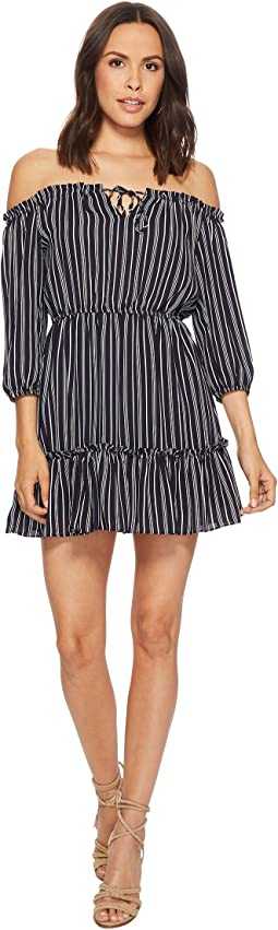 BB Dakota - Mckenna Vertical Striped Dress