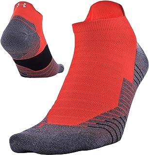 Under Armour Adult Run No Show Tab Socks, 1-Pair