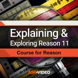 Featuring our industry specialist trainer, Joshua Carney ! This course on Reason 11 will show you everything you need to know ! With 21 videos, and 1 hour and 42 minutes of valuable reference material ! Including a fully interactive interface! So if ...
