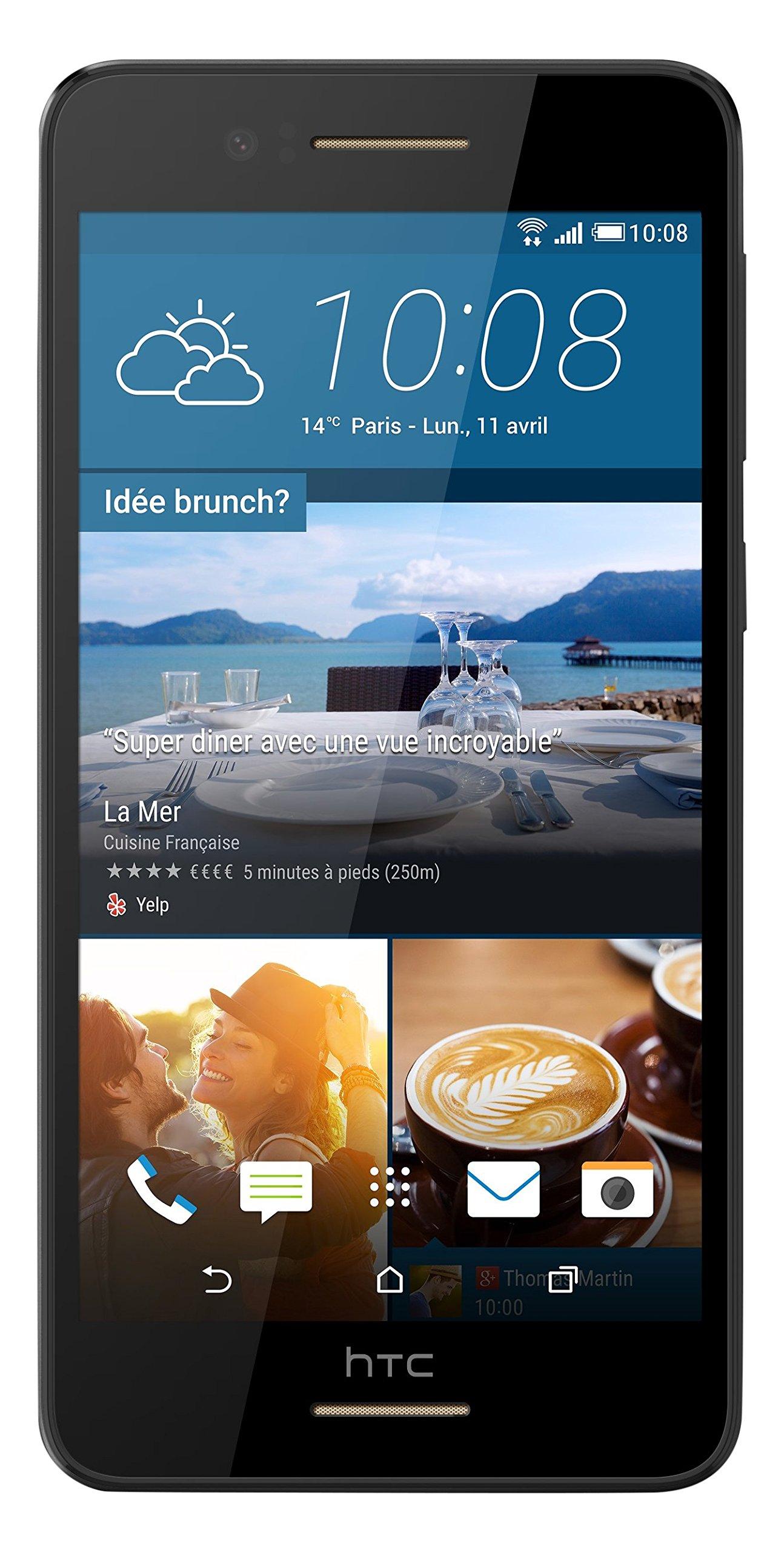 HTC Desire 728 Smartphone libre 4 G (pantalla: 5,5 pulgadas – 16 ...