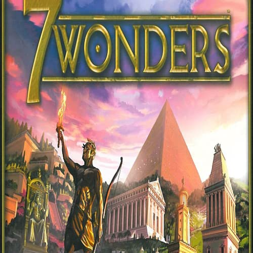 7 Wonders Points Counter