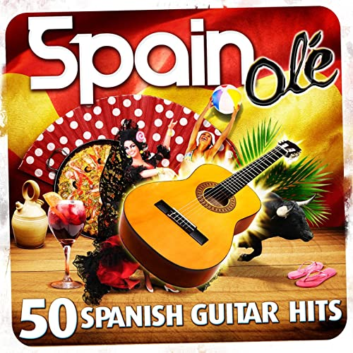 Spain Olé. 50 Spanish Guitar Hits de Manuel Granada en Amazon ...