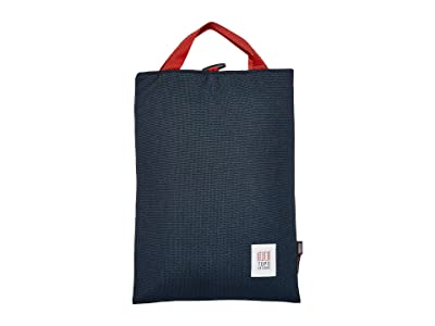 Topo Designs Laptop Sleeve (Navy) Bags
