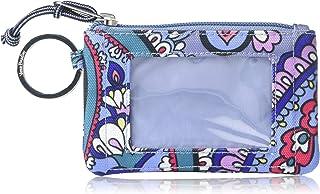 Vera Bradley womens Lighten Up Zip Id Case, Polyester
