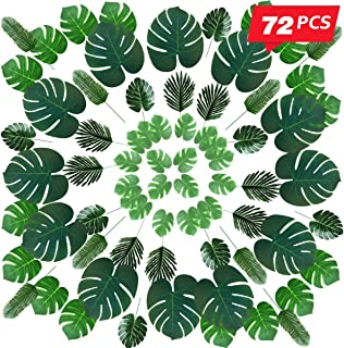 Best artificial palm leaves Reviews