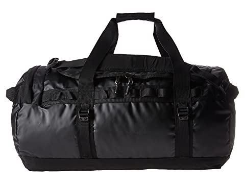 The TNF Negro North Base Face Medio Duffel Camp wSYx8rOS4q
