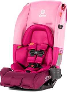 Diono 2019 Radian 3RX All-in-One Convertible Car Seat, Pink