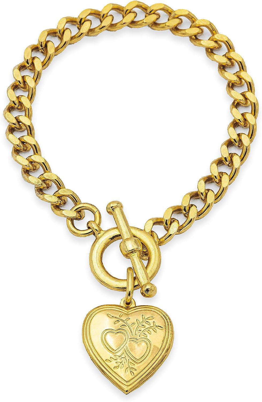 Ben-Amun Jewelry Royal Houston Mall Charm 4 years warranty Gold Multi B Vintage-Inspired
