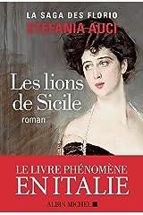 Les Lions de Sicile: Les Florio - tome 1 (French Edition) Formato Kindle