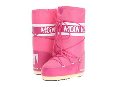 MOON BOOT Moon Boot(r) Nylon (Bouganvilla) Cold Weather Boots