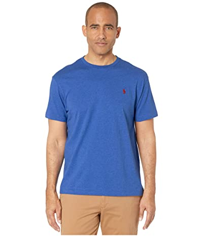 Polo Ralph Lauren Classic Fit Crew Neck Tee (Blue) Men