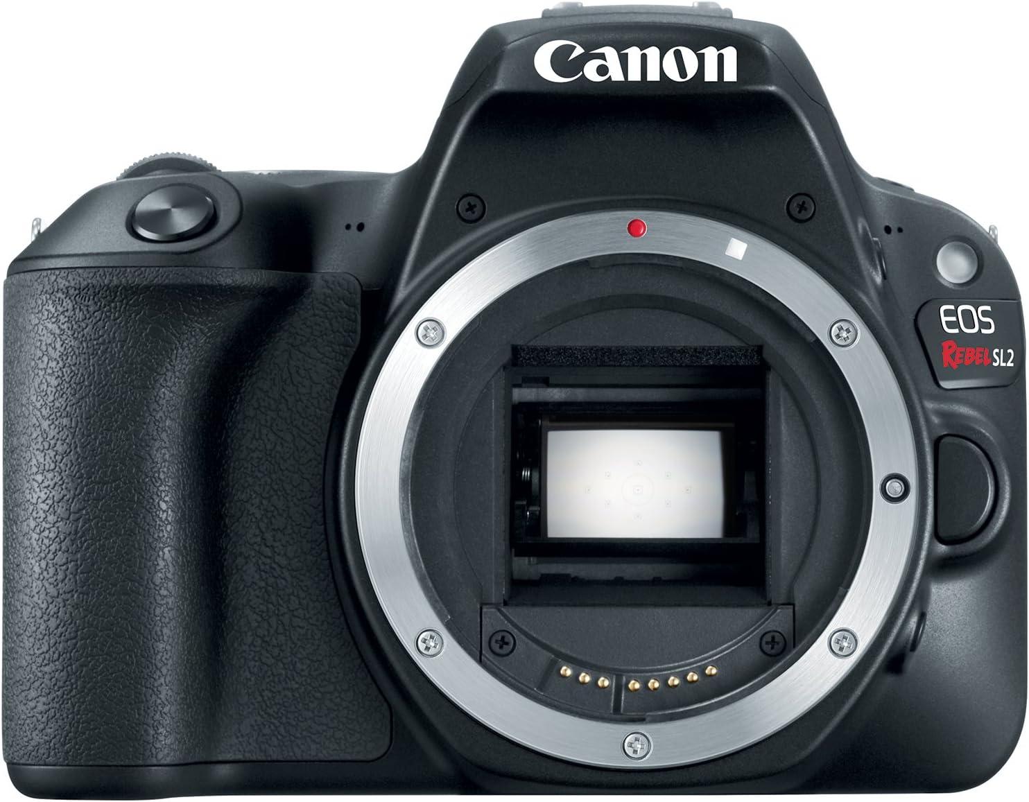 Canon EOS Rebel Ranking TOP14 SL2 Digital SLR Genuine WiFi Camera Body Enabled -