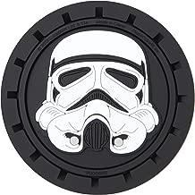 Plasticolor 000665R01 - Posavasos, diseño de Star Wars Stormtrooper