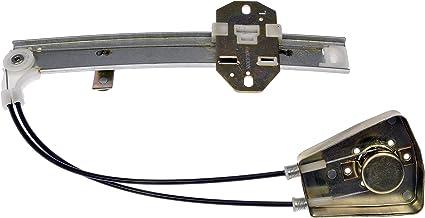 Dorman 749-037 Rear Driver Side Manual Window Regulator for Select Honda Models