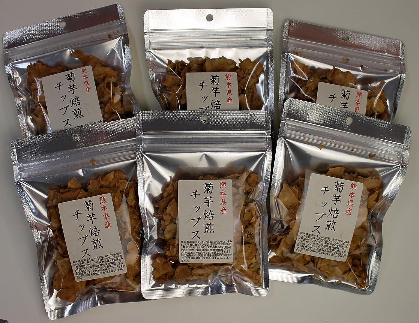 メダリスト作成するモンク菊芋 国産 チップス 熊本県産 30g (6)
