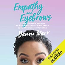 empathy and eyebrows audiobook