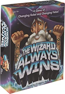 The Wizard Always Wins (2-5 players)