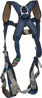 3M DBI-SALA 1110227 ExoFit STRATA XP Vest-Style Full Body Harness, Large, Navy Blue