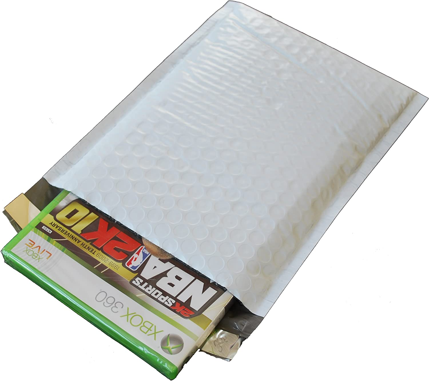 Tampa Mall New product type 250#0 VALUEMAILERS 6x10 POLY PADDED ENVELOPES MAILERS BUBBLE