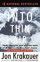 Into Thin Air (English Edition)
