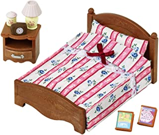 Sylvanian Families Semi-Double Bed, Regular, Multi-Colour, 5019