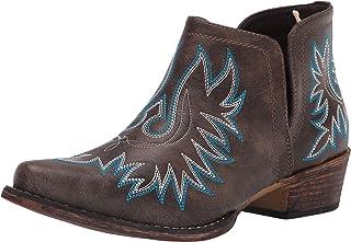 Roper womens Western Boot,Brown,7