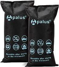 Apalus Sac Absorbeur d'Humidité, Automatique et Réutilisable, sans DMF, Dégivreur au Gel de Silice, Désodorisant pour Voiture, Empêche Buée, Condensation et Gel sur les Vitres (2 Sacs x 1KG)