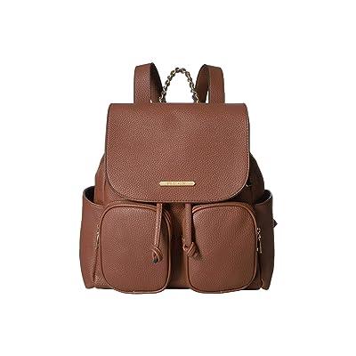 Steve Madden Bmave Backpack (Cognac) Backpack Bags