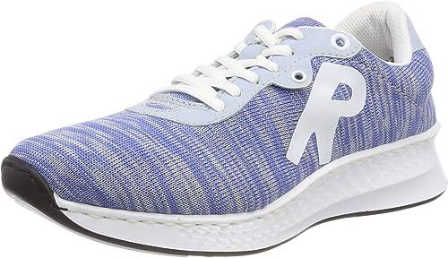 Rieker N5608, Hauszapatos para mujer