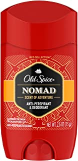 Old Spice Nomad Red Collection Invisible Solid Anti-perspirant & Deodorant for Men, 2.6 Oz