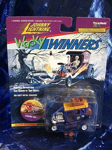 hasta un 70% de descuento Wacky Winners Tijuana Taxi Collectible Die Cast Vehicle Vehicle Vehicle by Johnny Lightning by Johnny Lightning  descuento de bajo precio